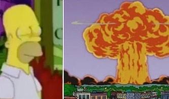 The Simpsons, Beyrut'taki Patlamayı Önceden Tahmin Etti mi?