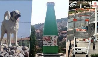 """""""Bizde Neden Yok?"""" Diyen Kişiye Türkiye'nin Dört Bir Yanından Gelen Heykel Görsellerini Görünce Aklınızı Oynatabilirsiniz"""