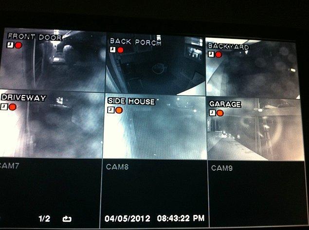 Güvenlik kamerası kayıtlarına denk geldiyseniz, bu durumun tam tersinin söz konusu olduğunu görmüşsünüz demektir.