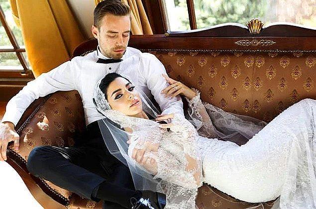 Çıkmazın bir diğer sakinleri Merve Boluğur ve Murat Dalkılıç, 2015 yılında büyük bir aşkla nikâh masasına oturdu.