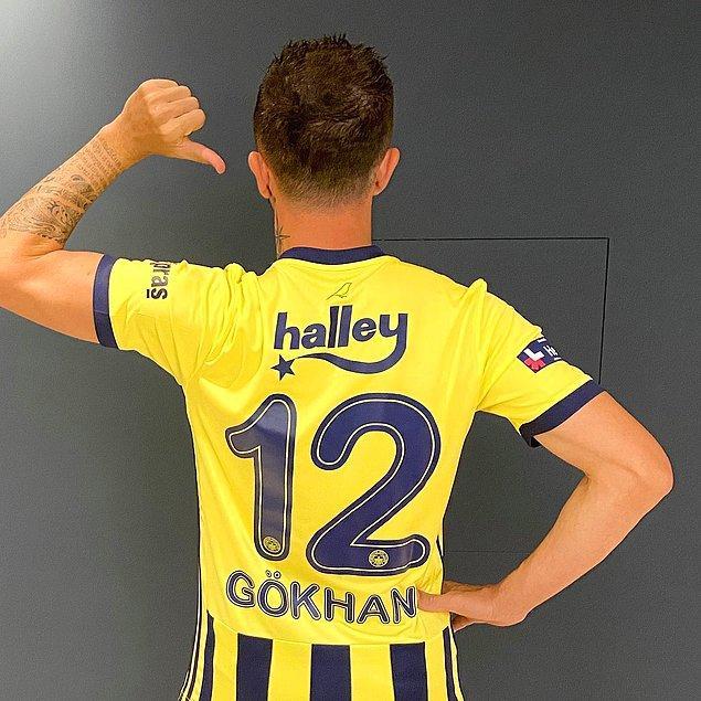 Beşiktaş'ta 4 sezon forma giyen ve sözleşmesi sona eren Gökhan Gönül eski kulübü Fenerbahçe'yle anlaştı.