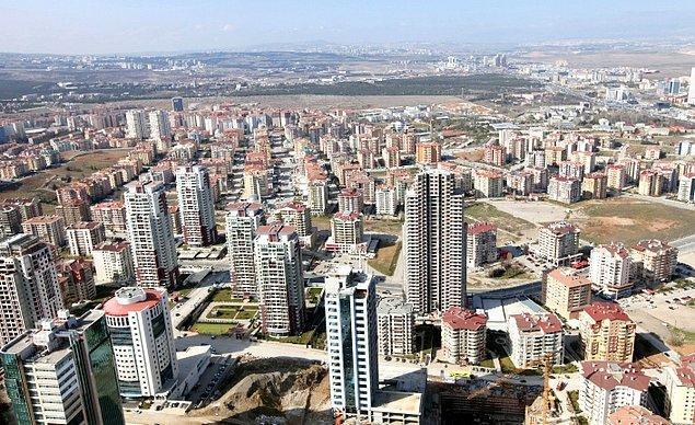 12. Türkiye'de son 1 yılda konut fiyatları ne kadar arttı?