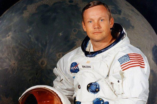 Öyleyse Neil Armstrong evrende başka canlılarında olduğuna inanıyordu!