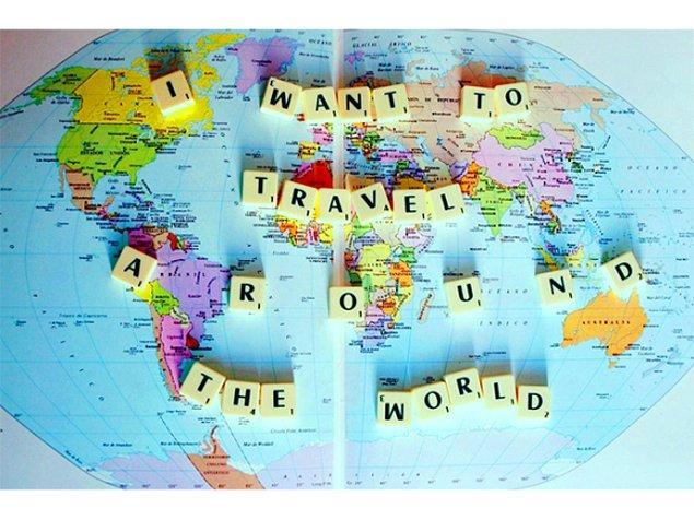 """4. Yurt dışı seyahatlere çıkarak farklı ülkelerde """"kafa rahat"""" bir şekilde dolaşmak."""
