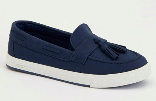7. Kaliteyi ucuza almak isteyenler için Defacto loafer ayakkabı sadece 49 TL.