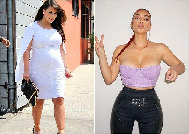 5. Kim Kardashian West