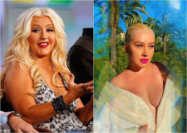 15. Christina Aguilera