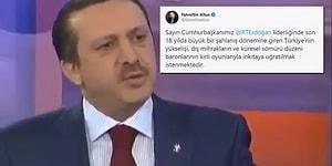 Fahrettin Altun 'Dış Mihraklar' Dedi, Sosyal Medyada Erdoğan'ın Eski Videosu Gündem Oldu