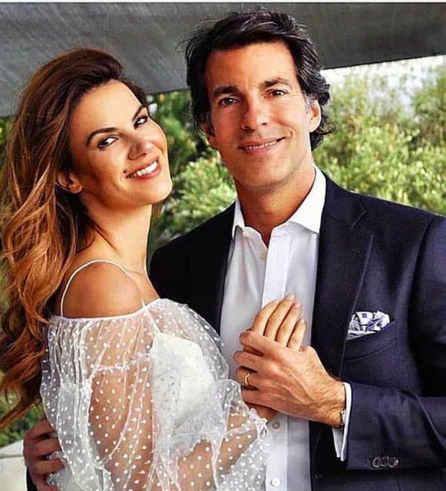 Tülin Şahin 12 yıl evli kaldığı eski eşi Memet Özer'den boşandıktan sonra geçtiğimiz yıl Portekizli Pedro de Noronha ile sessiz sedasız dünyaevine girdiğini belirtmişti.
