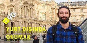 Yurt Dışında Hem Okuyup Hem de Yaşayabilmek Mümkün mü? Paris'te Sadece Üniversite Bursu ile Geçinen Bir Türk
