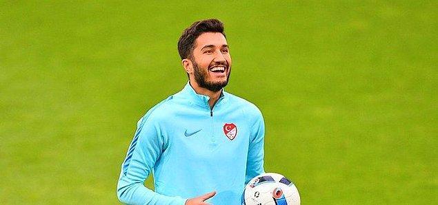 12. Nuri Şahin ➡️  Fraport TAV Antalyaspor
