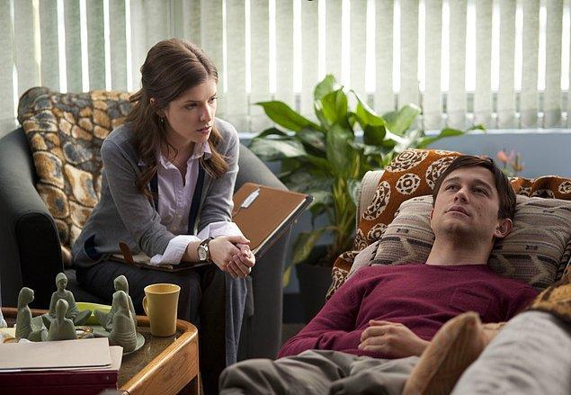 """15. """"Terapiye gidin. Sorunlarınız olmasa da gidin."""""""