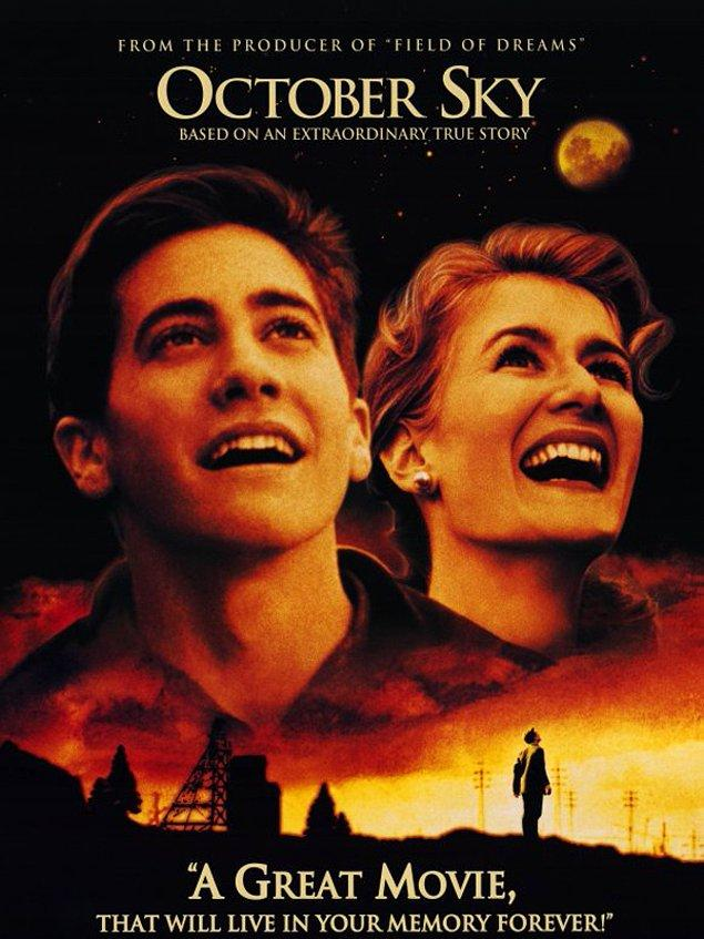 2. Ekim Düşü (1999), IMDb: 8,4