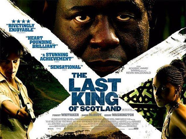 3. İskoçya'nın Son Kralı (2006), IMDb: 8,1