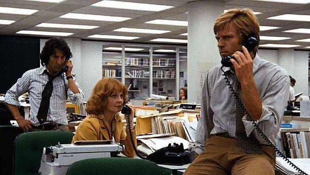 8. Başkanın Bütün Adamları (1976), IMDb: 8,1