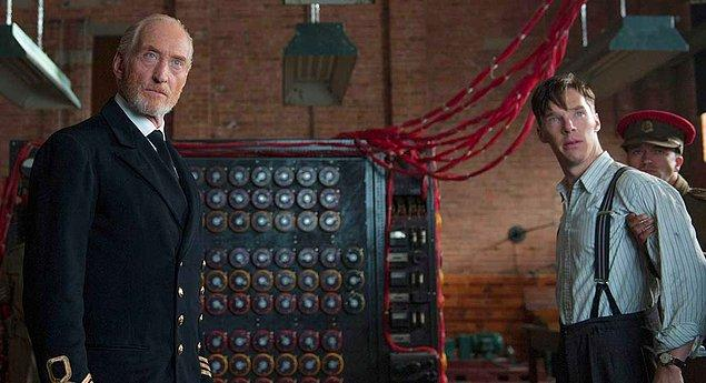 10. The Imitation Game: Enigma (2014), IMDb: 8,0