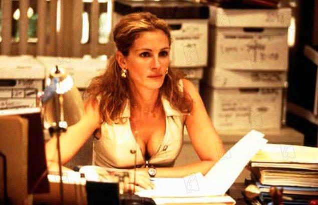 14. Erin Brockovich - Tatlı Bela (2000), IMDb: 8,0