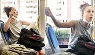 Yolculara Maske Atıp Öksürmüştü: Kendini 'Asıl Mağdur Benim' Diyerek Savundu