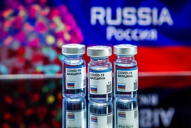 Moskova'daki Gamaleya Enstitüsü'nün geliştirdiği aşının Rusya Sağlık Bakanlığı tarafından onaylandığı açıklandı.