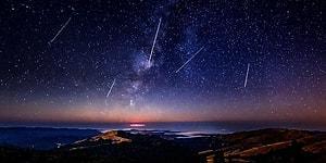 Gözünü Gökyüzünden Ayırmayın: Yılın En Görkemli Meteor Yağmuru 'Perseid' Bu Gece Başlıyor 💫