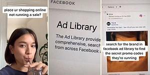 Alışveriş Yapmadan Mutlaka Bakın: Facebook Üzerinden Gizli İndirim Kodlarına Ulaşabilirsiniz!