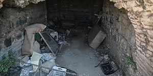 Sorumlular Ne Yapıyor? Doğu Roma'dan Kalma Tarihi Yoros Kalesi Çöplüğe Döndü