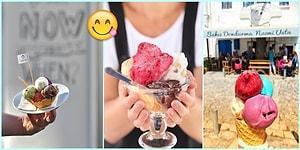 Sıcak Yaz Günlerinde Sizi Tatlı Tatlı Serinletecek Ülkemizin Dondurmasıyla Meşhur 15 Mekanı