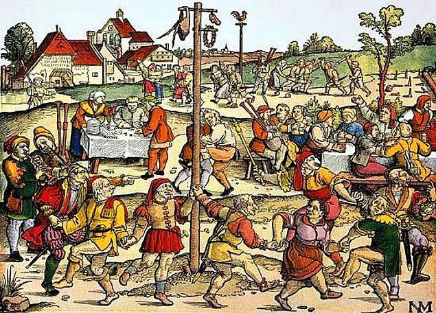 5. yüzyıldan 15. yüzyıla kadar geçen dönem: Ortaçağ