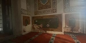 Mimar Sinan'ın 465 Yıllık Eseri Sinan Paşa Camii'sinin Duvarları Dökülüyor