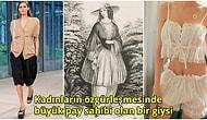 Bizden Çıkan Paçalı Don Trendi: Tarihi Bir Türk Giysisi Olan Lastikli ve Fırfırlı Şortlar Moda Dünyasının Yeni Gözdesi Oldu