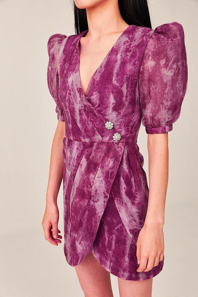 Rachel Araz gibi karpuz kollu elbiselere bayılıyorsanız hemen aşağıdaki linke. Bu fotoğraftaki model de Rachel'in severek giydiklerinden biri.