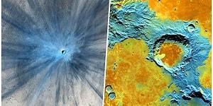 NASA, Mars'ın Reconnaissance Orbiter Uzay Aracı Tarafından Çekilen Göz Kamaştırıcı Görüntülerini Paylaştı!