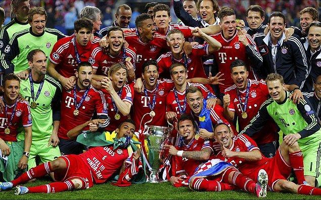 5-Bayern Munich