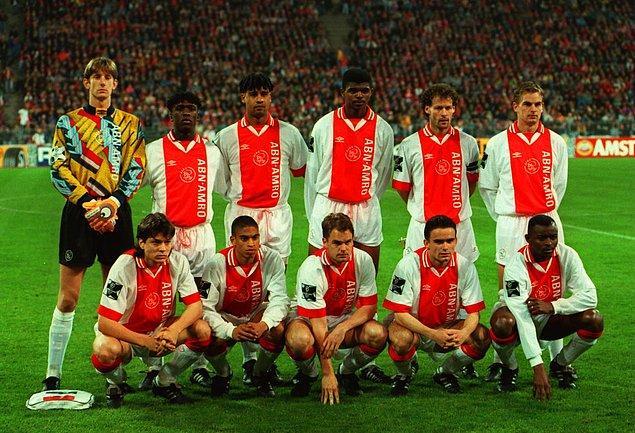 6-Ajax Amsterdam