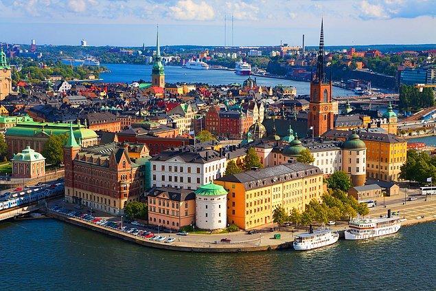 6. İsveç