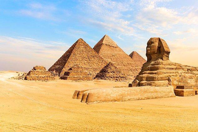 8. Mısır