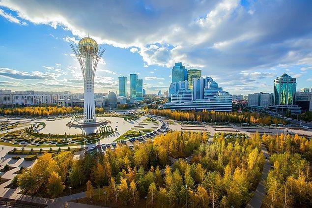 4. Kazakistan