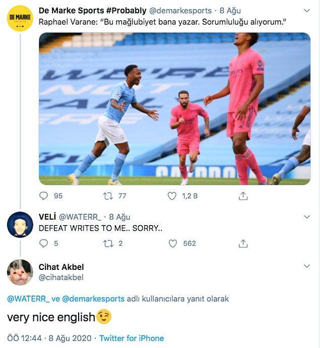4. Ana dilimiz İngilizce...