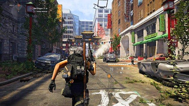 8. Tom Clancy's The Division 2