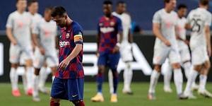 Panzer'den Tarihi Zafer! Bayern Münih, Barcelona'yı 8 Golle Dağıtarak Şampiyonlar Ligi'nde Yarı Finale Kaldı
