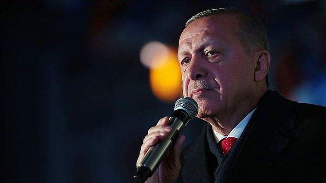 """Erdoğan: """"Tercüme metinler yerine kendi çerçevemizi belirlemeliyiz"""""""