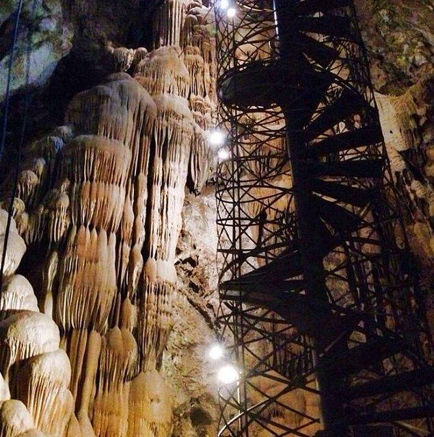4. Moaning Mağaraları, Amerika Birleşik Devletleri