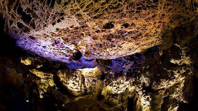 11. Rüzgar Mağarası, Amerika Birleşik Devletleri