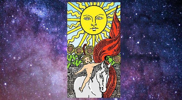 """Seçtiğin Kart; """"Güneş"""""""