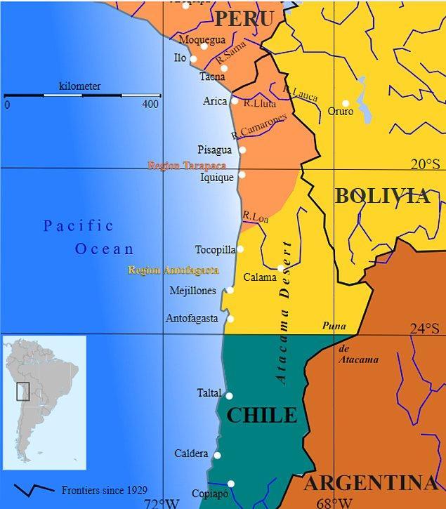 Peki... Guanoya ne oldu dersiniz? Güney Amerika'daki Atacama Çölü'nden çıkarılan sodyum nitratın hem gübre hem de patlayıcı yapımında kullanılacağı anlaşılınca guanonun pabucu dama atılır.