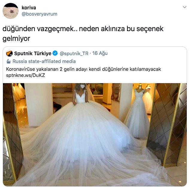 Düğün yapanlara tepkiler yükselmeye başladı.  Bazıları da mizahi yolla bazıları da gerçekleri söyleyerek eleştirilerini dile getirdi.