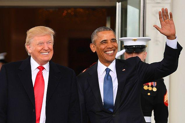 11. Obama'yı alaşağı etmek için elinden geleni ardına koymadı...