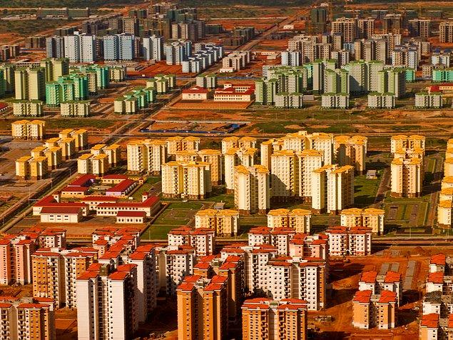 3. Kilamba Yeni Şehir, Angola