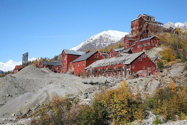 2. Kennicott, Alaska