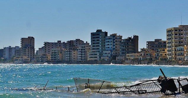 5. Varosha (Maraş), Kıbrıs